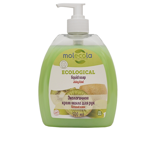<b><br>Экологичное крем-мыло<br>для душа<br> </b>